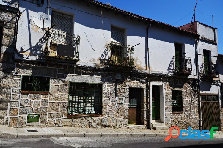 Casa en zona centro de Colmenar Viejo.