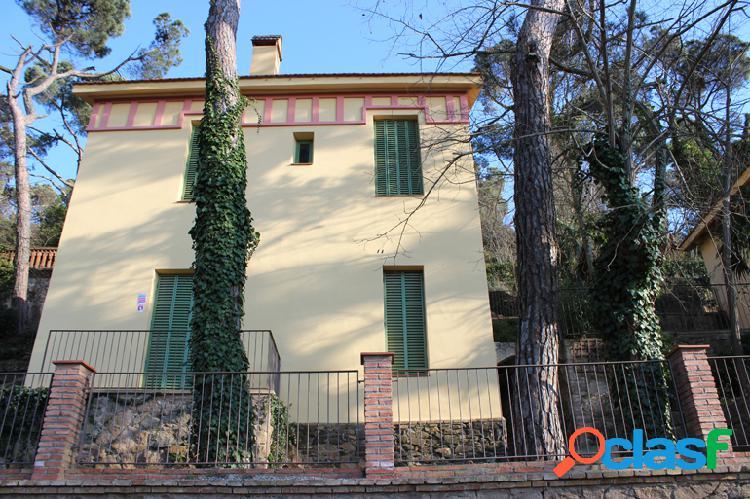 Casa modernista de 1925 rehabiliada