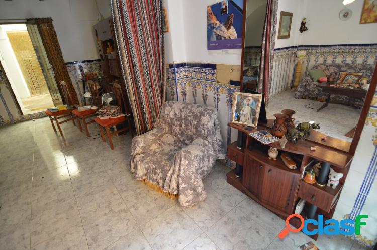 Casa para reformar en el centro de Cullera