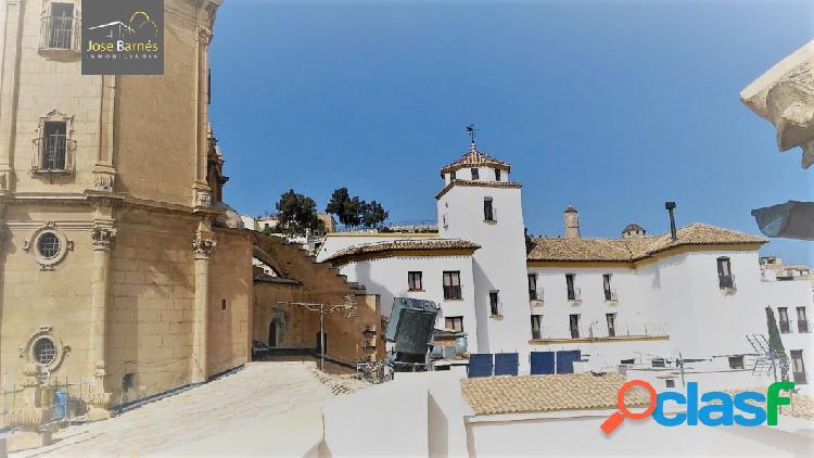 Casa recién reformada, en el casco histórico de Lorca