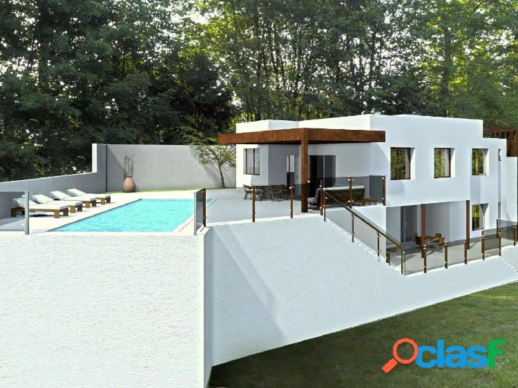 Chalet de Nueva Construcción en venta Benissa