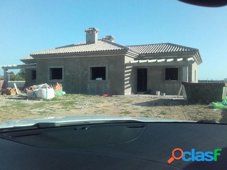 Chalet en construcción en Los Gallos