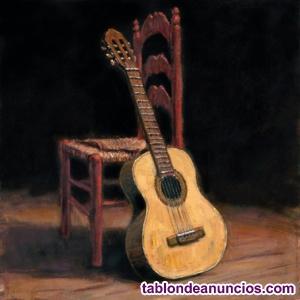 Clases de iniciación a la guitarra flamenca