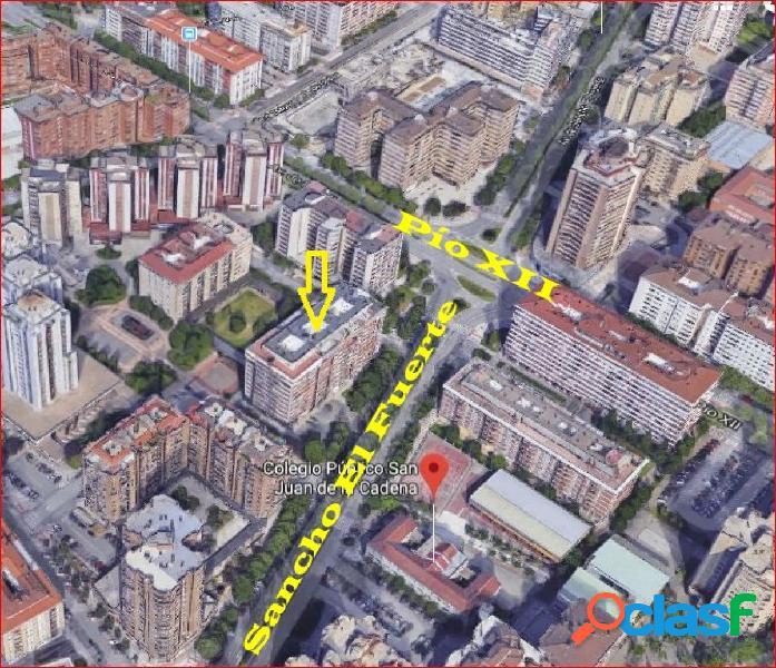 Cómoda plaza de Garaje en Pío XII