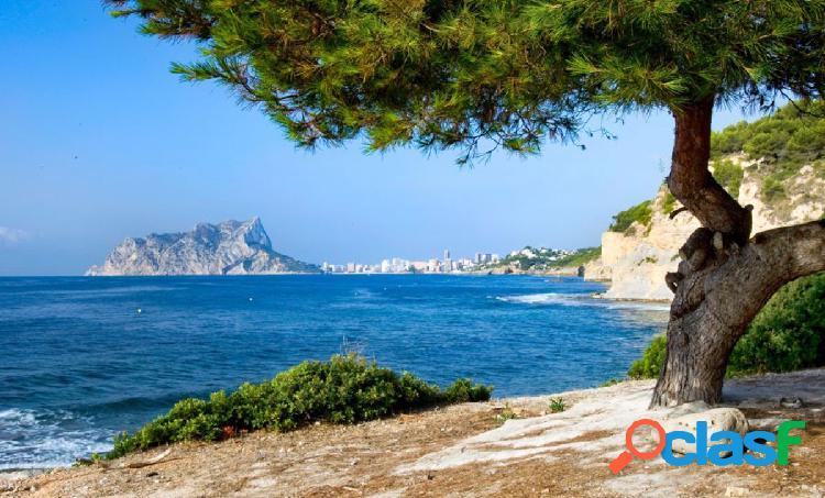 Comprar Chalet con Vistas al Mar en Benissa