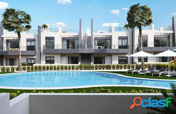 Conjunto residencial en Mil Palmeras cerca del mar !!!!!