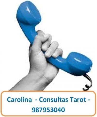 Consultas Tarot Carolina