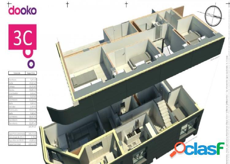 DUPLEX DE 165 M2 CONSTRUCCION NUEVA EN VILLENA