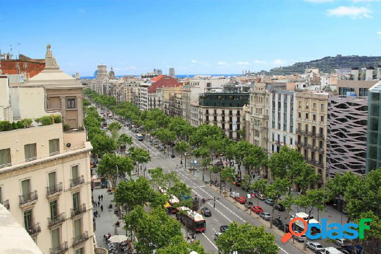 Despacho / Vivienda en Passeig de Gràcia