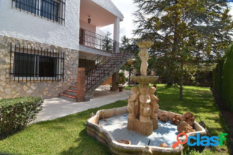 Detached villa in El Puntal (El Padul)