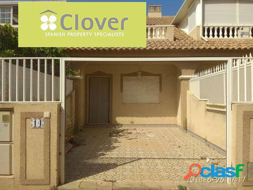 Dúplex de tres dormitorios en Los Alcázares