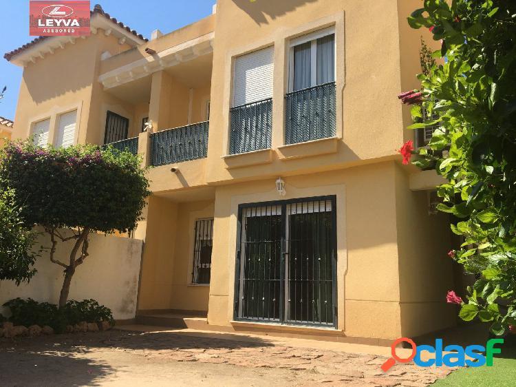 Duplex con jardin en El Alcolar