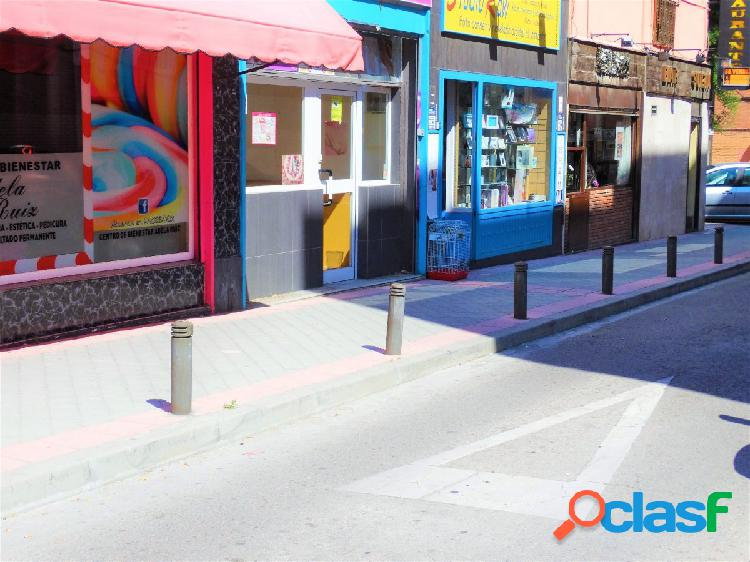 ESTUDIO HOME MADRID OFRECE local planta calle, situado en