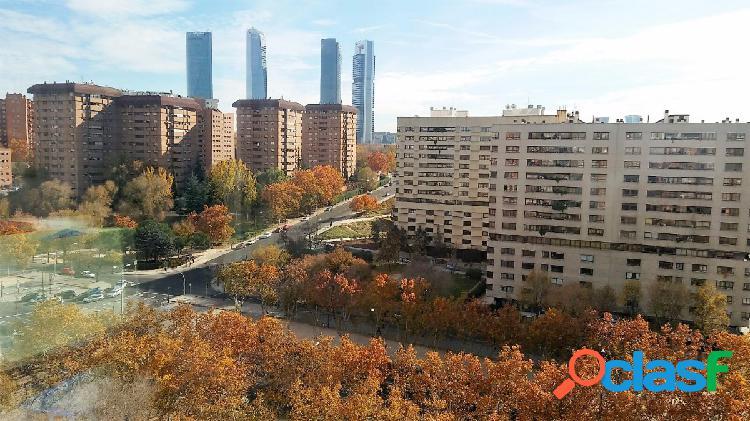 ESTUDIO HOME MADRID OFRECE piso de 123 m2 construidos, con