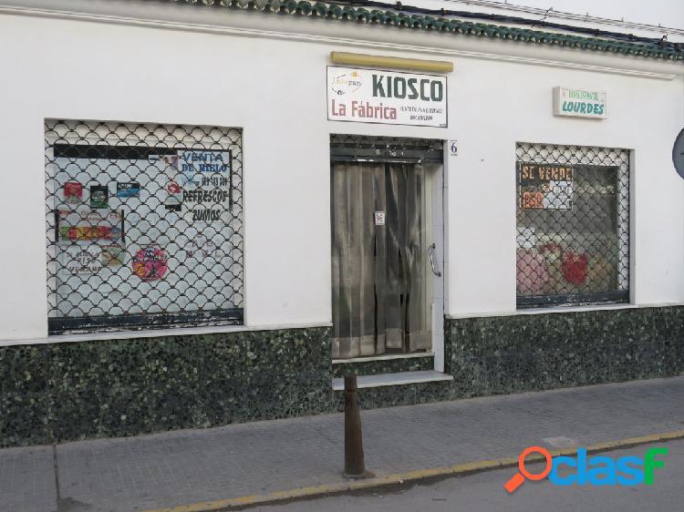 ESTUPENDO LOCAL COMERCIAL EN BUENA ZONA