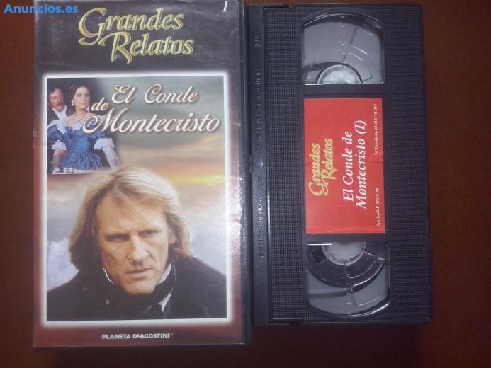 El Conde De Montecristo, 1ª Parte, VHS