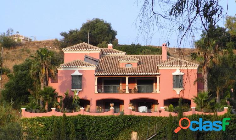 Elegante villa en venta en Mijas Golf, Mijas Costa
