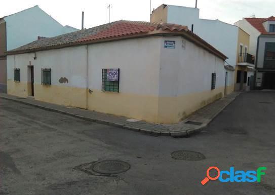 En el centro de Alcázar de San Juan, casa de 180 m/2 en