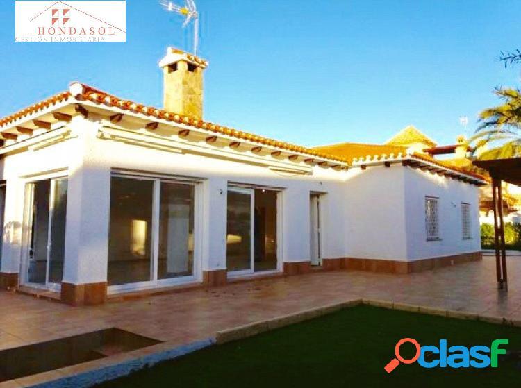 Espectacular Villa-Chalet de Lujo en La Manga del Mar Menor