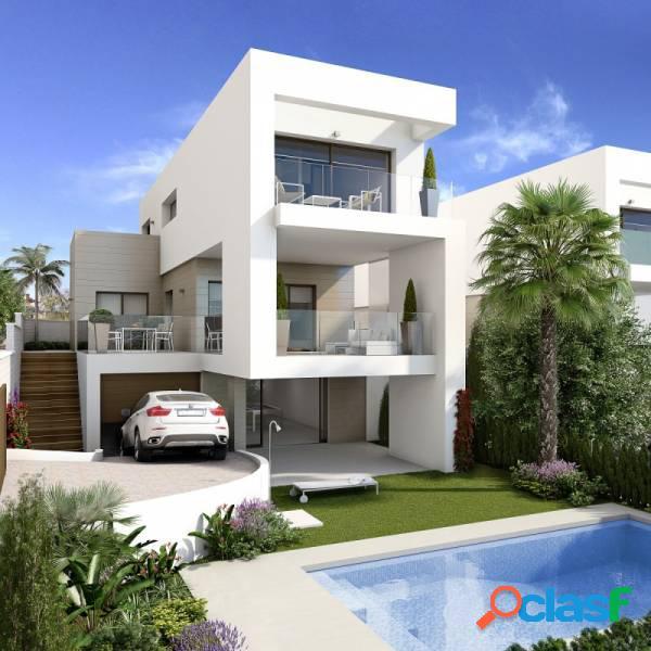 Espectacular Villa en Benijófar de obra nueva