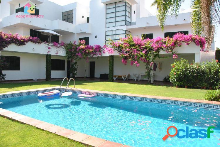 Espectacular Villa en venta en Sotogrande