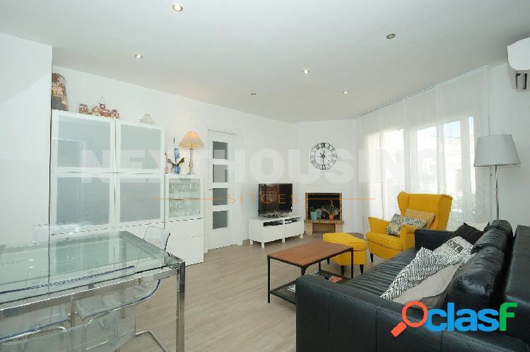 Espectacular piso recien reformado en el centro de Sitges !