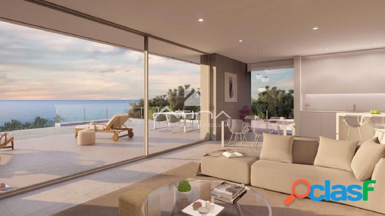 Espectacular villa en construcción situada en zona Cumbres