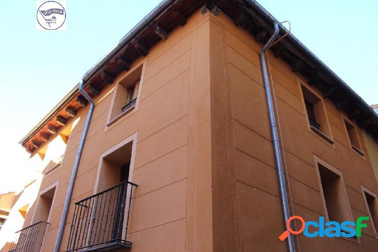 Espléndido dúplex de 135 m2 en el centro de Segovia