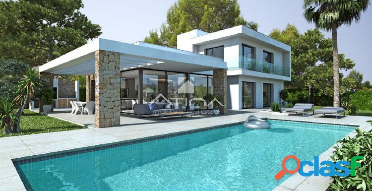 Excelente villa de nueva construcción en la zona de Piver,