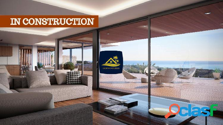 Exclusiva Villa Moderna con Vistas al Mar en MORAIRA ·