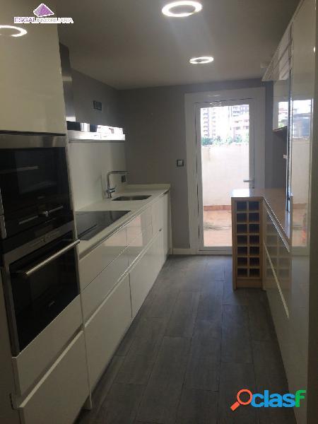 Exclusivo piso de diseño en Monzon