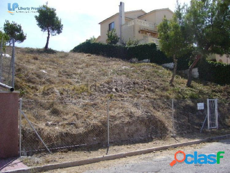 Fantástica Parcela en Sitges Quintmar