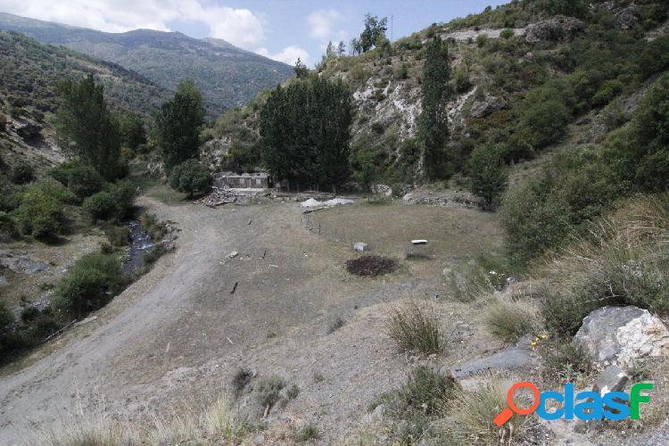Fantástica parcela en Guejar Sierra