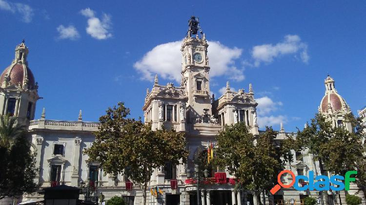 Fantástica ubicación!en pleno centro de Valencia