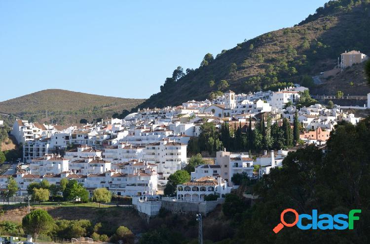 Fantástica villa de estilo andaluz en Benahavis.
