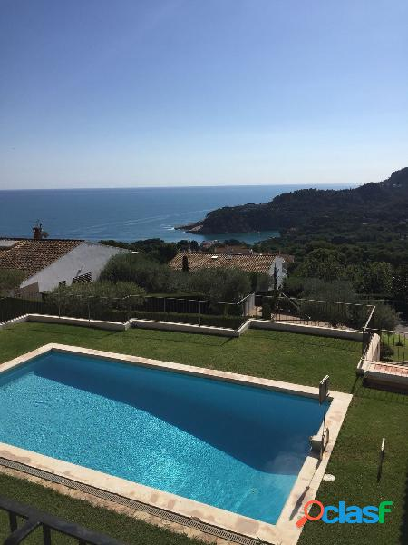 Fantástico apartamento con maravillosas vistas al mar en