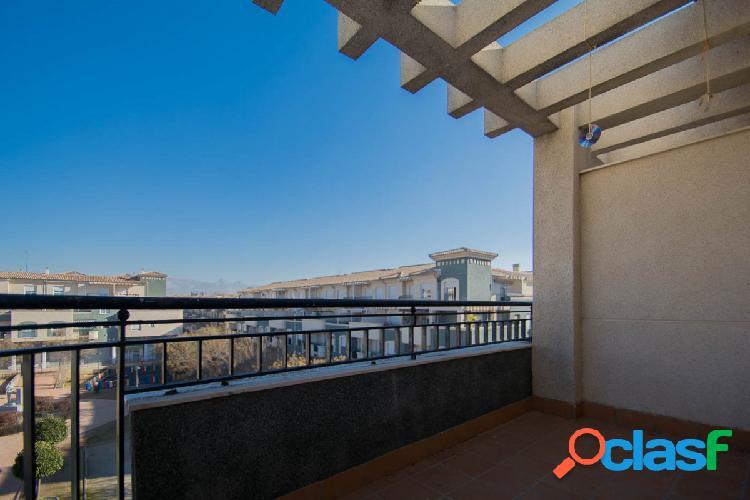 Fantástico dúplex de 117 m2, con 2 plazas de garaje y un