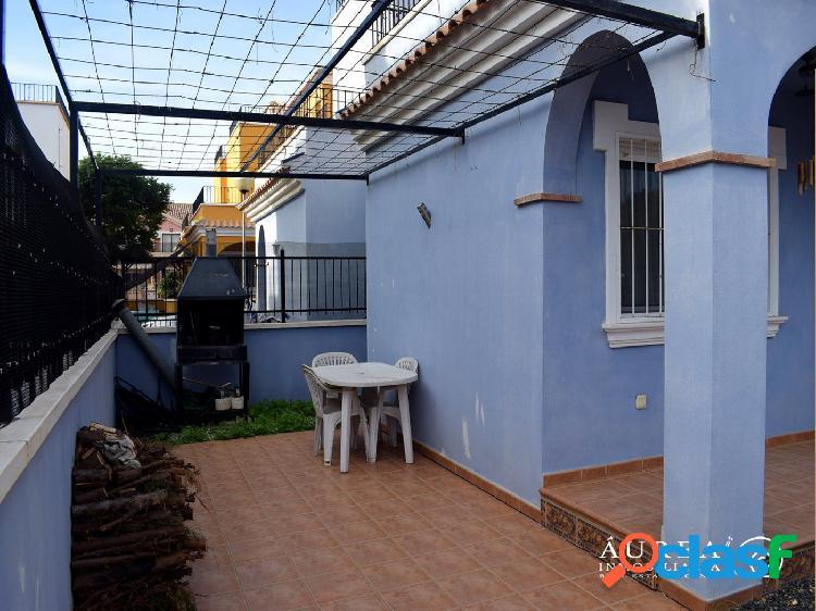 Fantástico dúplex de 3 dormitorios en Euroroda. San Javier