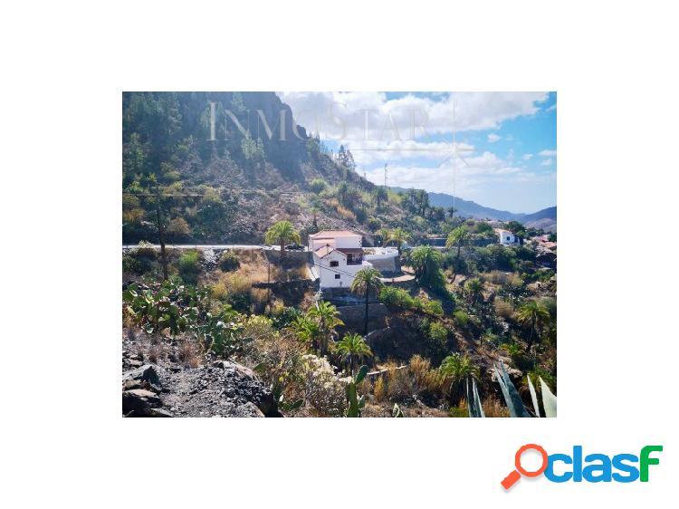 Finca muy hermosa situada en la zona rural de Fataga