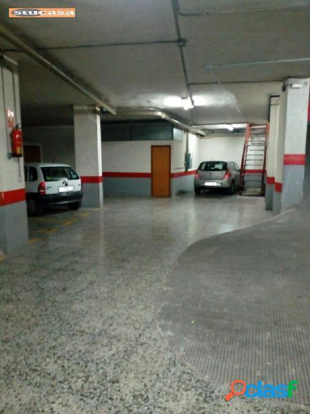 GARAJE MÁS TRASTERO EN EL CENTRO