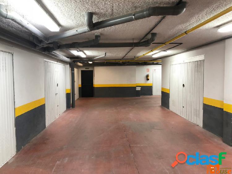 Garaje cerrado en San Ildefonso