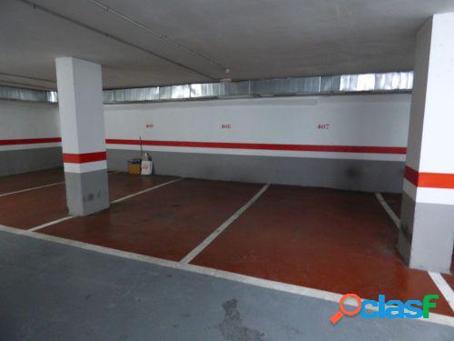 Garaje en el Centro de Almería (Salvador Viviendas)