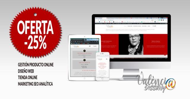 Gestores de tienda online Valencia