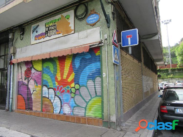 Gran Local Comercial Centrico en La Peña, Bilbao