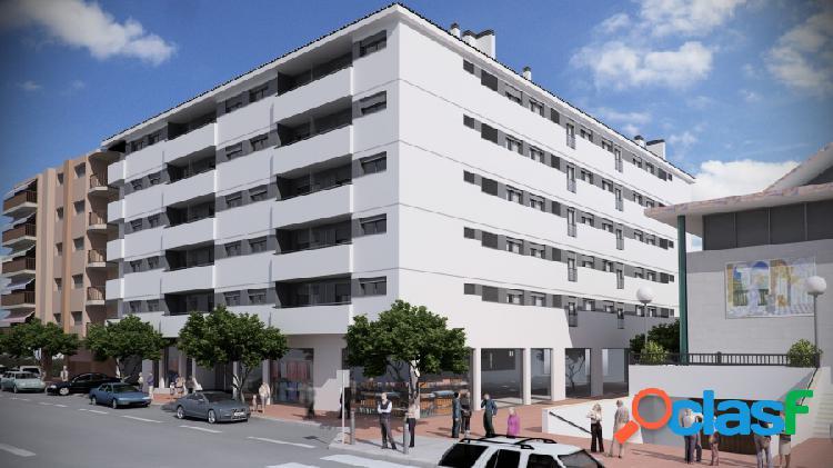 Gran local comercial en Colonia Madrid de Benidorm