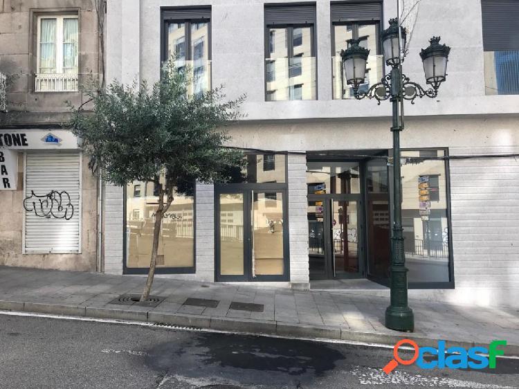 Gran oportunidad local comercial en el centro de Vigo