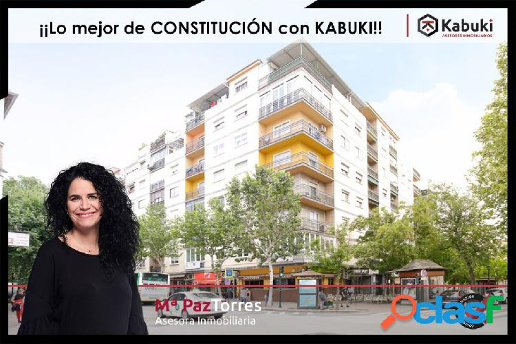 Gran piso en zona Avenida de Madrid de cuatro dormitorios