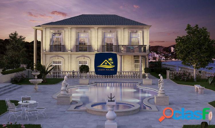 Grandiosa Villa de Lujo junto al Mar en MORAIRA, de