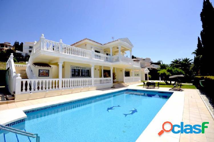 Hermosa villa de lujo en Mijas Golf