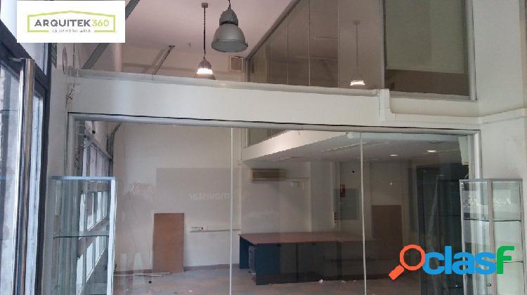 Icreible local de oficinas en Lleida